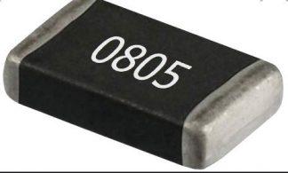 0805 PACKAGE RESISTORS